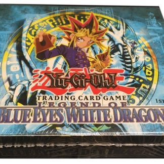 1st Edition Legend Of Blue Eyes Booster Box